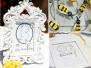 Διακόσμηση Βάπτισης/Πάρτυ με Θέμα τη Μέλισσα