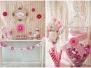 Ροζ Διακόσμηση Βάπτισης - Ροζ Παιδικό Πάρτυ