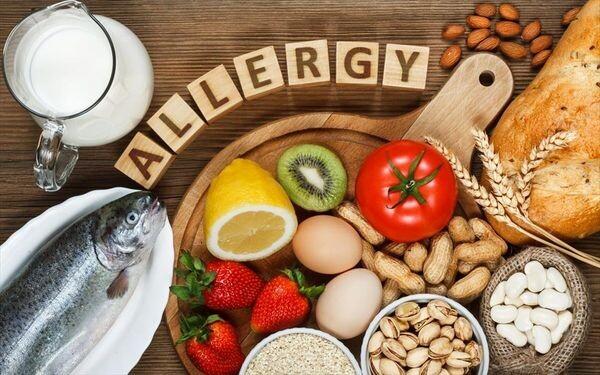 Τροφικές Αλλεργίες στα Παιδιά τροφική αλλεργία αλλεργία
