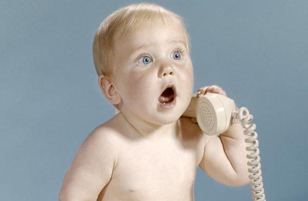 Πότε μιλάνε τα μωρά;