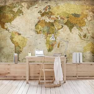 Διακοσμήστε το χώρο σας με χάρτες χάρτες αυτοκόλλητα
