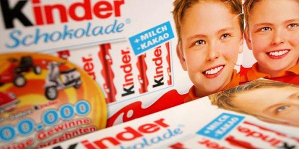 Ανακαλούνται και επίσημα οι σοκολάτες kinder λόγω καρκινογόνων ουσιών! ανακλήσεις προϊόντων Kinder σοκολάτες