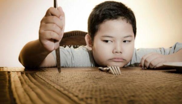 Πεινασμένοι Γονείς; Παχύσαρχα παιδιά... παχυσαρκία
