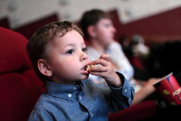 5 Συμβουλές για την του μικρού σας στο Σινεμά!