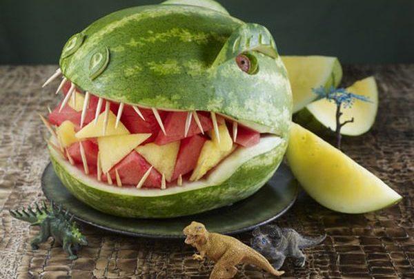 9 Μοναδικές Ιδέες για να φάνε μικροί μεγάλοι καρπούζι! καρπούζι καλοκαίρι food art