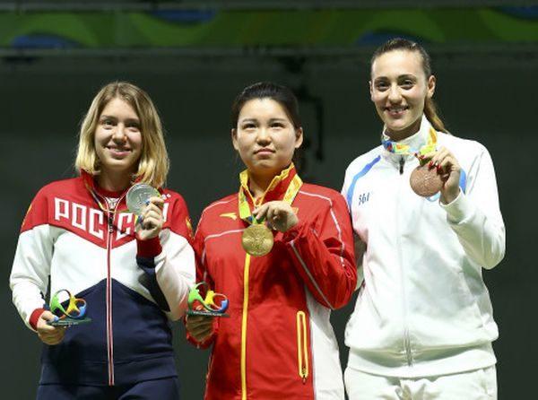 Ολυμπιακοί Αγώνες: Πρώτο μετάλλιο για την Ελλάδα στο Ρίο σκοποβολή ολυμπιακοί αγώνες Ελλάδα Άννα Κορακάκη