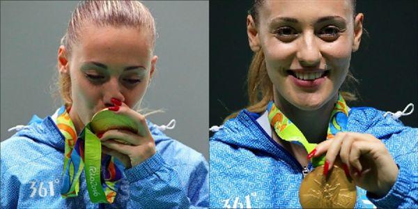 Η Άννα Κορακάκη μας έκανε και πάλι υπερήφανους στο Ρίο! ολυμπιακοί αγώνες Ελλάδα Άννα Κορακάκη
