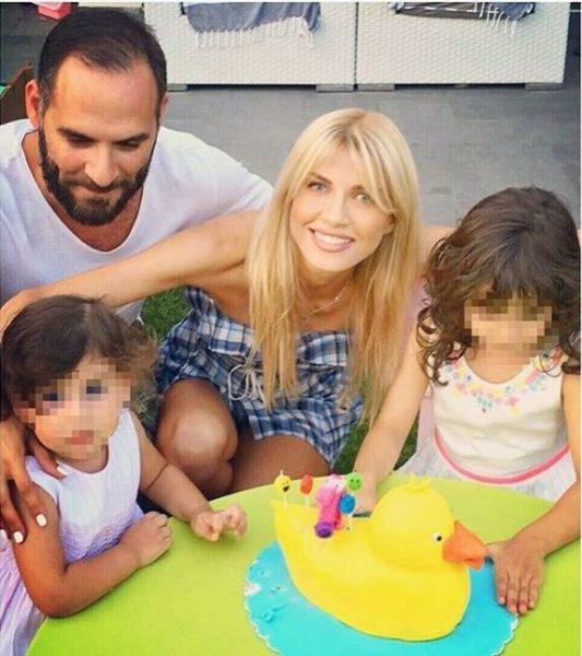 Σάντυ Κουτσοσταμάτη: Το πάρτυ γενεθλίων της κόρης της Σάντυ Κουτσοσταμάτη παιδιά διασήμων