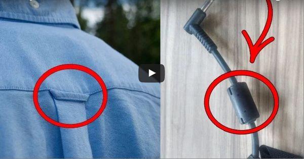 Δέκα πράγματα που δεν γνωρίζατε καν ποια είναι η χρήση τους (video)! παράξενα