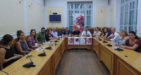 Πολιτιστικό υπερθέαμα με ευρωπαϊκή διάσταση στο Ηράκλειο! Ηράκλειο Events Ηράκλειο