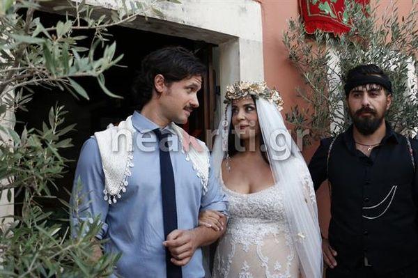 Παντρεύτηκε η Μαρία Τζομπανάκη! Μαρία Τζομπανάκη Κρήτη γάμος