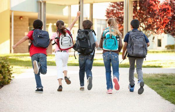 Πώς ο δρόμος για το σχολείο γίνεται πιο ασφαλής! σχολείο κυκλοφοριακή αγωγή