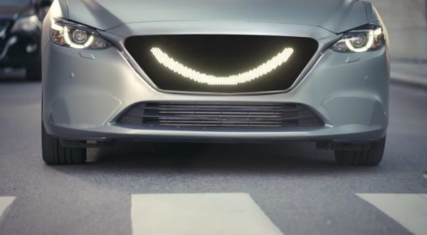 Τεχνολογία: Τα οχήματα χαμογελούν και οι πεζοί περνούν! τεχνολογία αυτοκίνητο