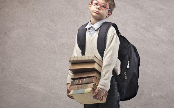 Το πείραμα με τους μαθητές χωρίς τσάντα! σχολική τσάντα σχολείο