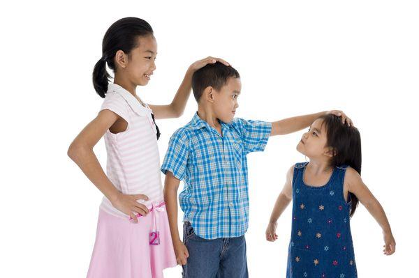 Με ποιες τροφές ψηλώνουν τα παιδιά! ύψος παιδιού ανάπτυξη παιδιού