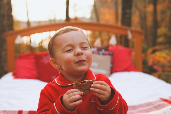 Η διατροφή του παιδιού στις γιορτές!