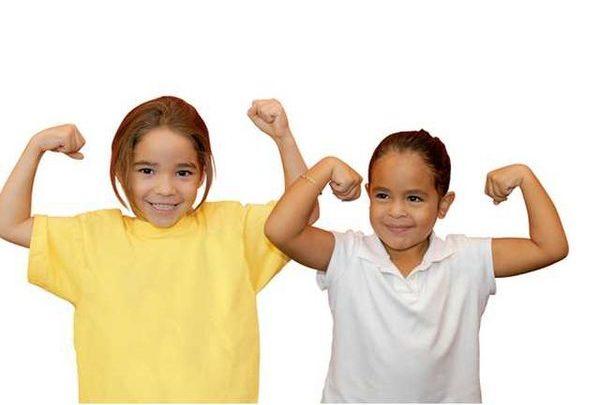 Προσοχή: Πέντε πράγματα που κάνουν τα παιδιά που ΔΕΝ αρρωσταίνουν! αρρώστιες