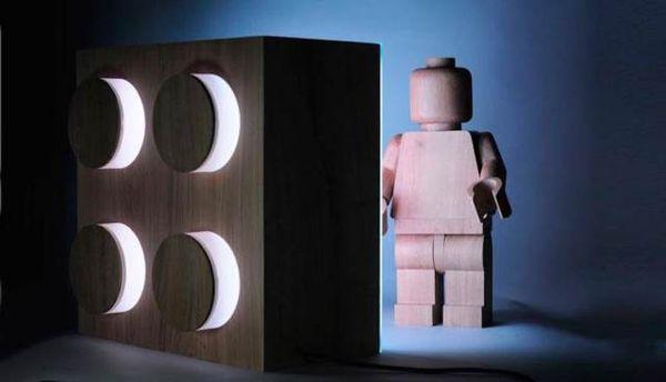 Τα Lego γινονται ξύλινα!