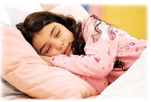 5 λόγοι που το παιδί πρέπει να κοιμάται πολύ! Ύπνος