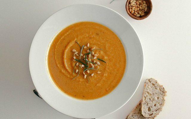 Μοναδική συνταγή για σούπα βελουτέ από κόκκινες φακές! φακές