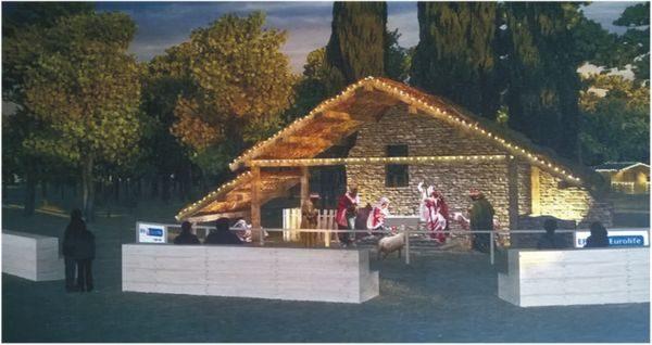 Το Χριστουγεννιάτικο πάρκο του Φρόλι στο πανέμορφο Άλσος της Κηφισιάς Χριστούγεννα Κηφισσιά