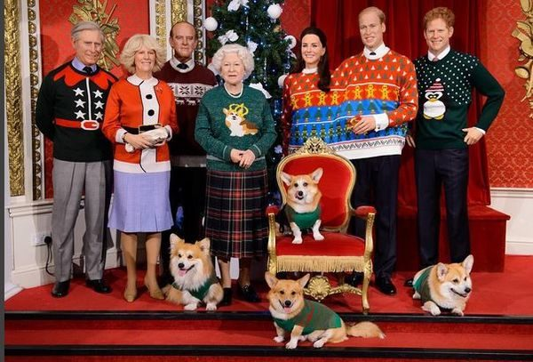 royal family funny xmas 2016 600x407