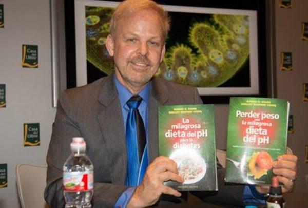 Στη φυλακή ο εμπνευστής της αλκαλικής δίαιτας! αλκαλική δίαιτα αδυνάτισμα Robert Young