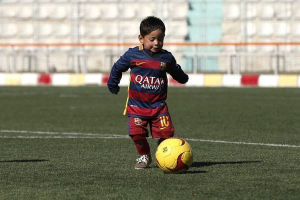 little messi 600x400