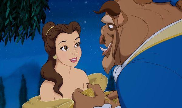 """Η αληθινή ιστορία αγάπης πίσω από την """"Πεντάμορφη και το Τέρας"""" Η Πεντάμορφη και το Τέρας Ελένη Μενεγάκη"""