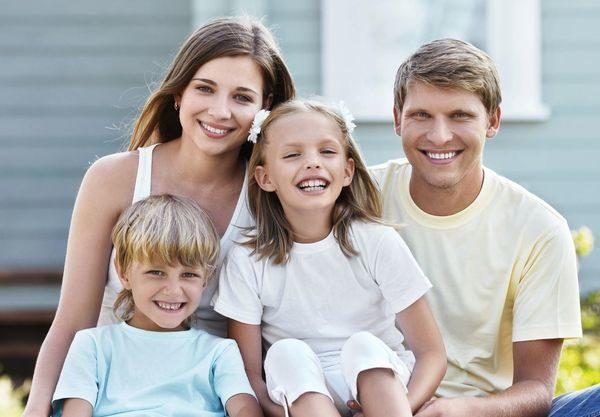 happy family 600x417