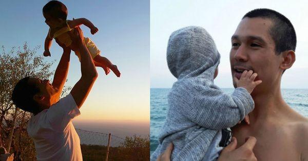Η σπάνια εξομολόγηση του Σωτήρη Κοντιζά για την 2 ετών κόρη του! Σωτήρης Κοντιζάς παιδιά διασήμων Master Chef