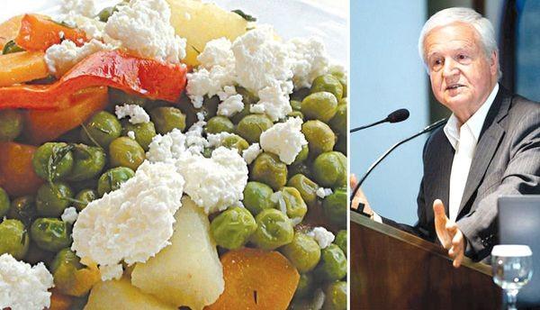 Αντώνης Καφάτος: Αφήστε τα παιδιά να πεινάσουν! σωστή διατροφή παχυσαρκία διατροφικά λάθη διατροφή Αντώνης Καφάτος