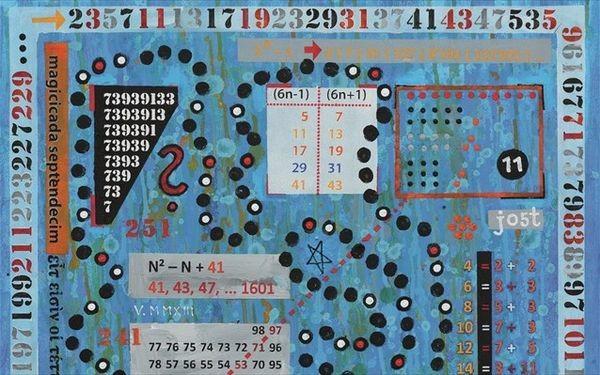 Η διδασκαλία των Μαθηματικών μέσα από την Τέχνη τέχνη Μαθηματικά έκθεση ζωγραφικής