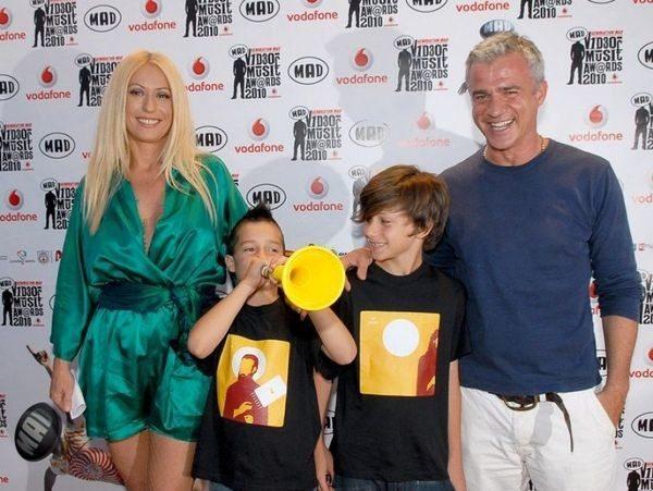O γιος της Μαρίας Μπακοδήμου και του Δημήτρη Αργυρόπουλου έγινε 18 χρονών παιδιά διασήμων Μαρία Μπακοδήμου