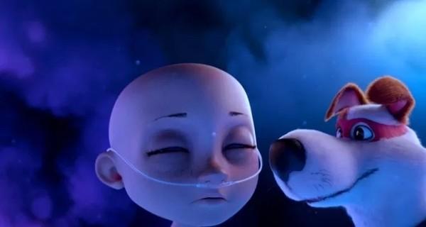 Ένα υπέροχο βίντεο για τον παιδικό καρκίνο αποδεικνύει πως η αγάπη είναι το πιο ισχυρό φάρμακο καρκίνος αγάπη