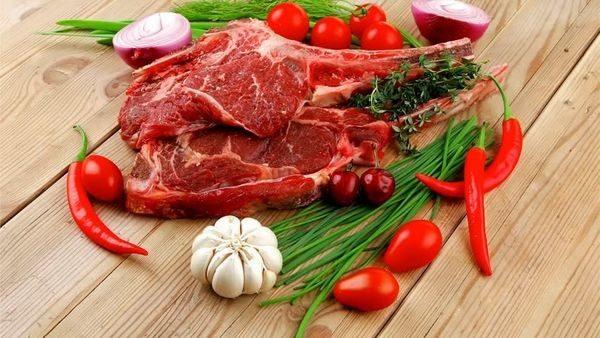 Πώς καταλαβαίνω εαν είναι φρέσκο το αρνί ή το κατσίκι Πάσχα κρέας κατσίκι Άρνη