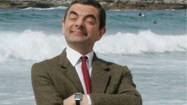 Στην Κρήτη για διακοπές ο «Mr Bean» Κρήτη Ελούντα Mr. Bean