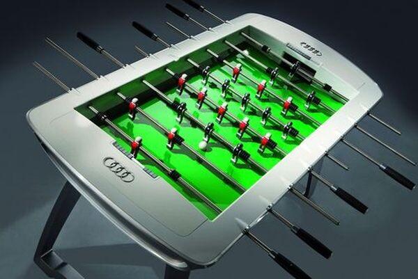 Ποδοσφαιράκι από την Audi
