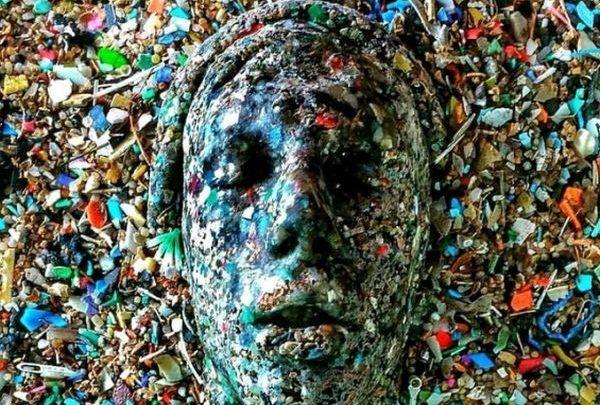 WWF: Πέντε γραμμάρια πλαστικό καταπίνει κάθε εβδομάδα ο μέσος άνθρωπος πλαστικό οικολογία έρευνες WWF