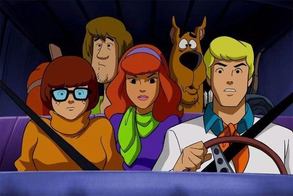 Έρχεται η ολοκαίνουρια ταινία Scooby Doo στους κινηματογράφους! παιδικές ταινίες Scooby Doo cinema