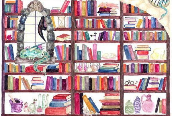 Aκούστε 23 παραμύθια από τη βιβλιοθήκη της μάγισσας Σουμουτού! παραμύθια