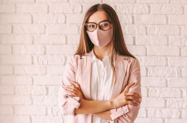 Πόσο αποτελεσματική είναι η υφασμάτινη μάσκα; Νέα μελέτη! υφασμάτινη μάσκα μάσκα κορωνοϊός covid-19