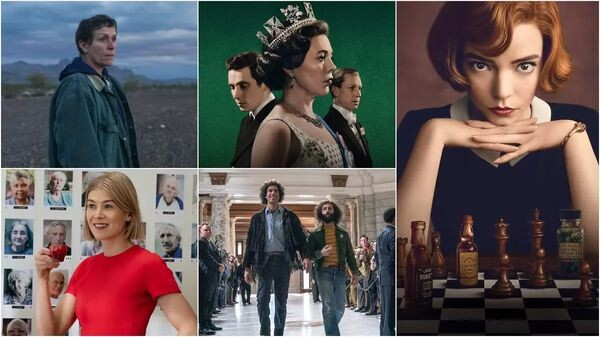 Χρυσές Σφαίρες 2021: Σάρωσε το Netflix - Δες τη λίστα με όλους τους νικητές και τις νικήτριες χρυσές σφαίρες netflix cinema